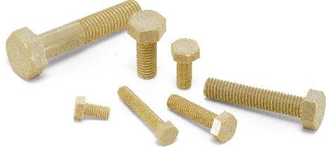 树脂螺丝(PPS/六角螺栓)SPS-H