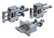 MLGC系列 帶導桿型 鎖緊氣缸