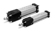 CNA系列 標準型 鎖緊氣缸