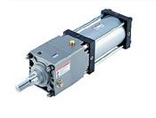 CNS系列 標準型 鎖緊氣缸