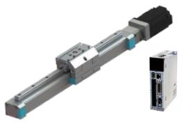 HS-WG系列 丝杠传动宽轨式 欧标滑台电缸