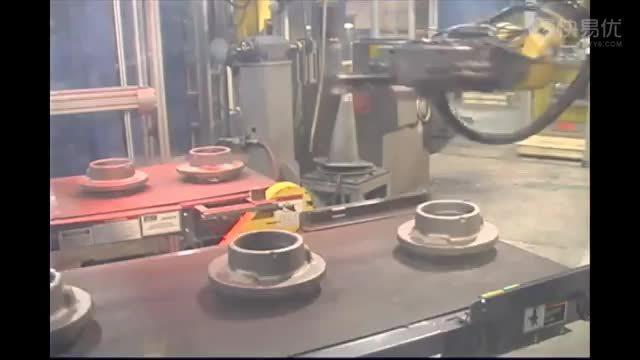 (机器人材料加工)7.磨削加工;
