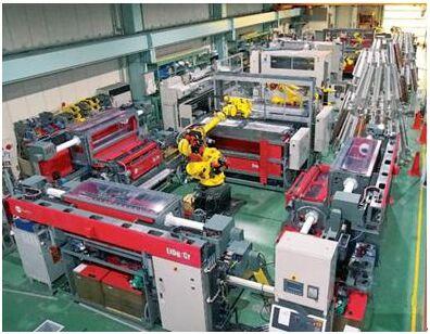 機器人應用于印刷制版系統實現13道工序自動化