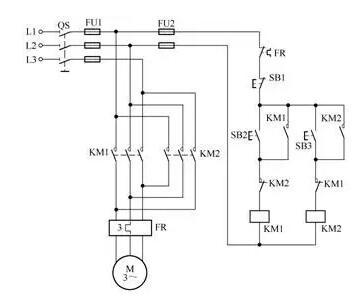 电工常用电动机控制电路图,值得收藏!